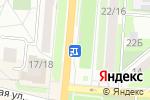 Схема проезда до компании Интерфейс в Первоуральске