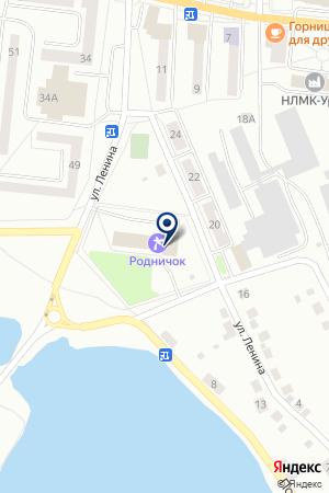 Тренажерный зал наул. Чехова 55 на карте Ревды