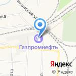 Газпромнефть-Урал на карте Ревды