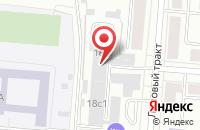 Схема проезда до компании Парикмахерская фабрика в Нижнем Тагиле