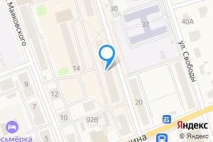 Двухкомнатная квартира в Верхнем Тагиле ул Медведева, 19