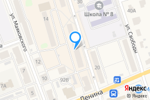 Двухкомнатная квартира в Верхнем Тагиле Медведева 19