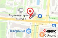 Схема проезда до компании Конструктивстрой в Первоуральске