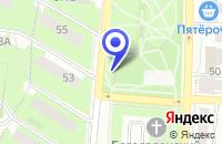 Схема проезда до компании МУЖ НА ОДИН ЧАС в Первоуральске