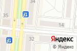 Схема проезда до компании Модерн в Первоуральске