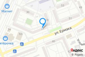 Сдается двухкомнатная квартира в Нижнем Тагиле район Ленинский, Свердловская область, улица Ермака, 61