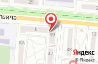 Схема проезда до компании Альфастрой в Первоуральске