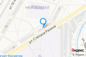 Двухкомнатная квартира в Североуральске ул. Степана Разина, д. 4
