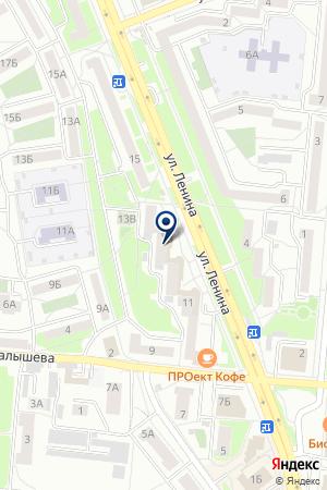 САЛОН КРАСОТЫ ELITE (ЭЛИТ) на карте Первоуральска