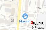 Схема проезда до компании Qiwi в Первоуральске
