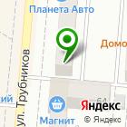 Местоположение компании ЭЛБИПРОМ