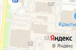 Схема проезда до компании Дамское счастье в Первоуральске