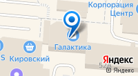 Компания ДеньгиАктив на карте