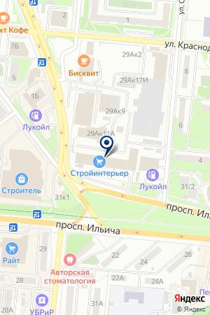 NEWFORM (НЬЮ ФОРМ) на карте Первоуральска