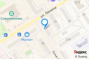 Двухкомнатная квартира в Североуральске Свердловская область, улица Ленина, 27