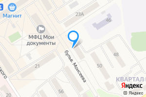 Двухкомнатная квартира в Североуральске ул Свердлова, 52
