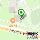 Местоположение компании НЕВА-КОНСАЛТ