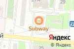 Схема проезда до компании СпецГазПоставка в Первоуральске