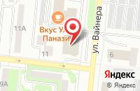 Схема проезда до компании Общегородская Газета в Первоуральске