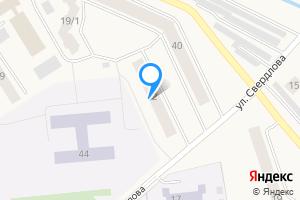 Снять двухкомнатную квартиру в Североуральске улица Свердлова 42