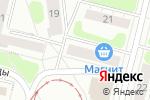 Схема проезда до компании Банкомат, Уральский транспортный банк, ПАО в Нижнем Тагиле
