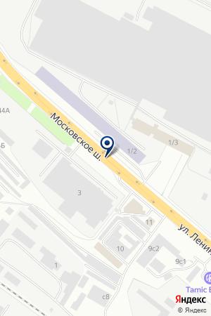АВТОСЕРВИС X-DRIVE (ИКС-ДРАЙВ) на карте Первоуральска
