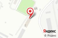 Схема проезда до компании Спецавтоцентр в Первоуральске