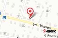 Схема проезда до компании КБ Кубань кредит в Энеме