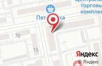 Схема проезда до компании Землячество Немцев Урала в Нижнем Тагиле