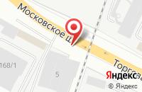 Схема проезда до компании Оптима в Первоуральске
