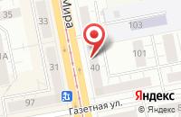 Схема проезда до компании Русский Букет в Нижнем Тагиле