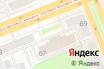 Схема проезда до компании Шлакоблок66.рф в Нижнем Тагиле