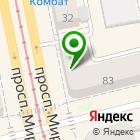 Местоположение компании Ализэ