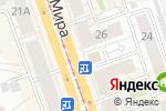 Схема проезда до компании Банкомат, Уральский банк реконструкции и развития, ПАО в Нижнем Тагиле