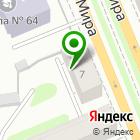 Местоположение компании Калина
