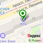 Местоположение компании Проектно-инженерная компания