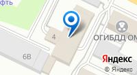 Компания Техком на карте