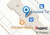 Сервис центр-УРАЛ на карте