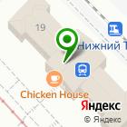 Местоположение компании МАЛАХИТОВАЯ ШКАТУЛКА