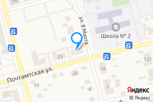 Однокомнатная квартира в Карпинске Почтамтская ул., 35