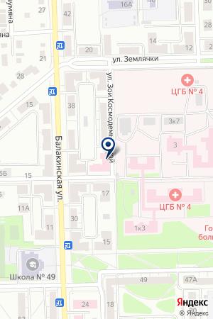 Поликлиника на карте Нижнего Тагила
