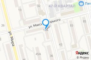 Трехкомнатная квартира в Карпинске улица Максима Горького, 14