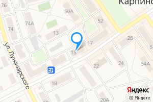 Сдается трехкомнатная квартира в Карпинске 15