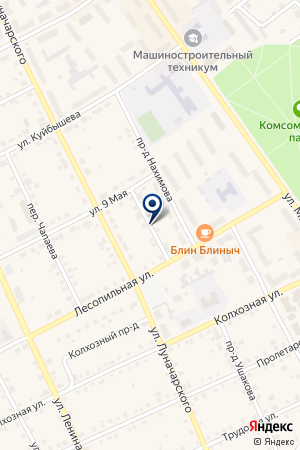 ЦЕНТР ОБСЛУЖИВАНИЯ АБОНЕНТОВ UTEL (ЮТЕЛ) на карте Карпинска