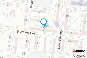 Сдается двухкомнатная квартира в Первоуральске Свердловская область, Цветочная улица, 6