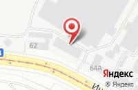 Схема проезда до компании Уралхольциндустри в Нижнем Тагиле