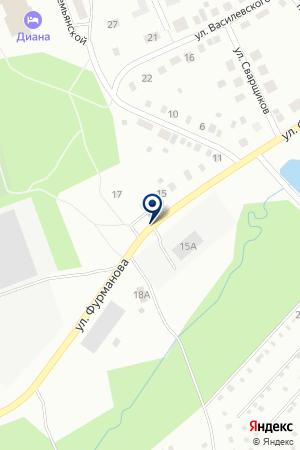 ЗАВОД УНИКОМ на карте Первоуральска
