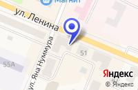 Схема проезда до компании МАГАЗИН МАРГО в Красноуральске
