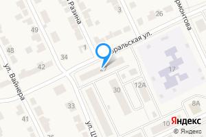 Однокомнатная квартира в Кировграде Февральская улица, 27