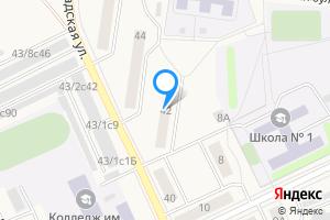 Двухкомнатная квартира в Кировграде 42